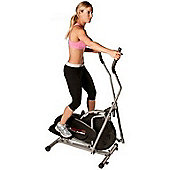 Confidence Fitness Cardio Exercise Elliptical Cross Trainer