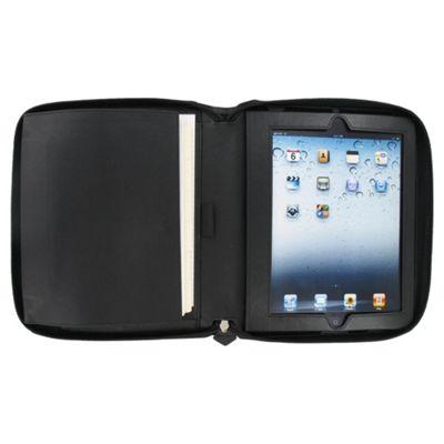 Filofax Pennybridge A5 Organiser & iPad Holder Black