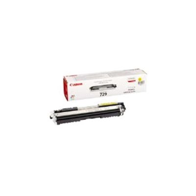 Canon 729 (Yellow) Toner Cartridge