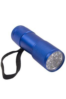 Mountain Warehouse Fun 9 LED Gift Torch Flashlight Torchlight Light Lamp