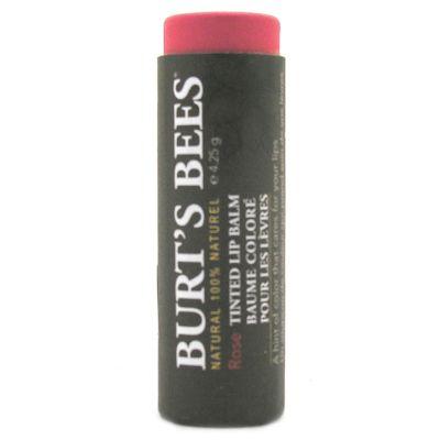 Burt's Bees Tinted Lip Balm Rose 4.25g