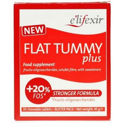 Elifexir Flat Tummy Plus Chewable Tables 500mg