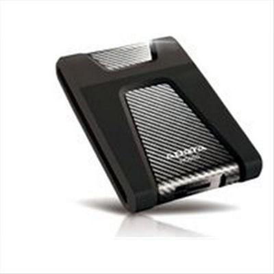 ADATA DashDrive Durable HD650 3.0 (3.1 Gen 1) 1000GB Black - 1TB USB