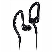 KitSound Enduro Water Resistant Sports Earhook Earphones