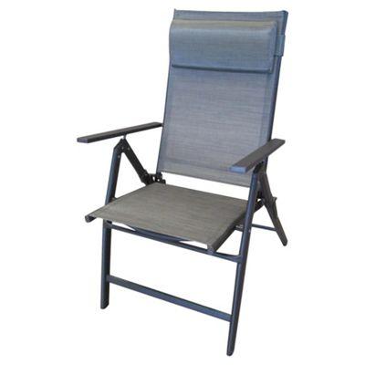Roma Reclining Garden Dining Chair