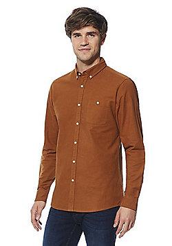 F&F Oxford Shirt - Tobacco