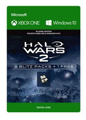 Halo Wars 2: 10 Blitz Packs