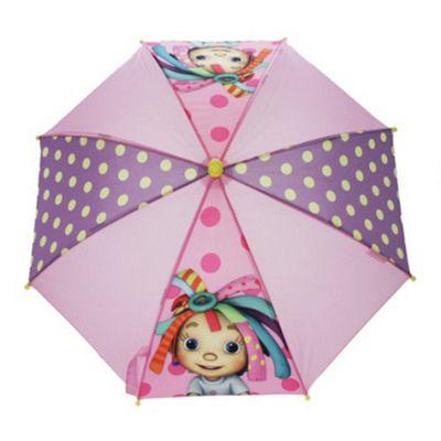 Everything Rosie Polka Dot Umbrella Brolly Rain School