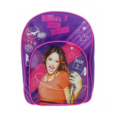 Disney Violetta Arch Love Music Passion Backpack