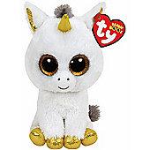 TY Beanie Boos - 15cm Pegasus the Unicorn Soft Toy