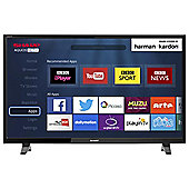 Sharp LC-43CFG6001K 43 Inch Smart Full HD 1080p LED TV with Freeview HD