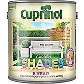 Cuprinol Garden Shades - Pale Jasmine - 2.5 Litre