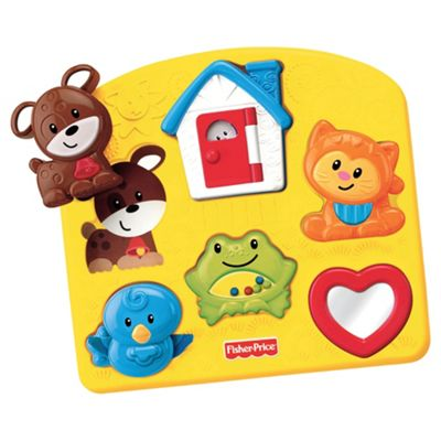 Fisher-Price Activity Puzzle