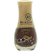 Bourjois Vernis a Ongles Nail Polish 3ml - 45 Sunset In Rio