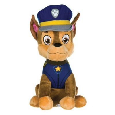 Paw Patrol 'Chase' 23cm Sitting Plush Soft Toys