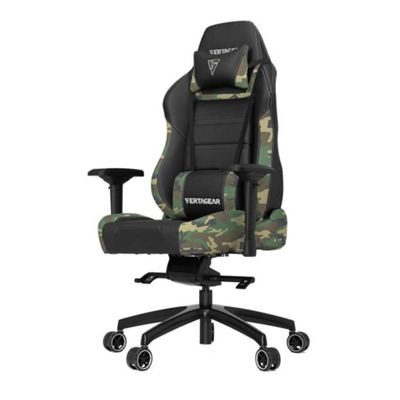 Vertagear Racing Series P-Line PL6000 Rev. 2 Gaming Chair - Camouflage Edition