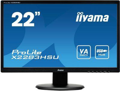 iiyama PROLITE X2283HSU-B1DP 22 Full HD 75Hz Monitor