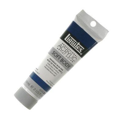Liquitex Soft Body 59ml Tb Prussin Blue Hue