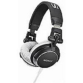 Sony MDR-V55 Wired Stereo Headphone - Over-the-head - Ear-cup