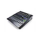 Alto Live 802 Professional 8 Channel 2 Bus Mixer With Effects