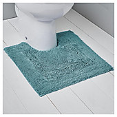 Fox & Ivy Egyptian Cotton Bathroom Textiles - Kingfisher blue