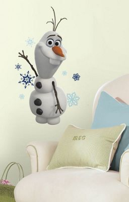 Disney Frozen Olaf Wall Sticker Part 42