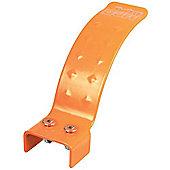 Madd Gear Stainless Scooter Dual Hole Flex Brake Kit 110mm- Orange