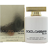 Dolce & Gabbana The One Body Lotion 200ml For Women
