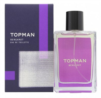 Topman Bergamot Eau de Toilette (EDT) 100ml Spray For Men