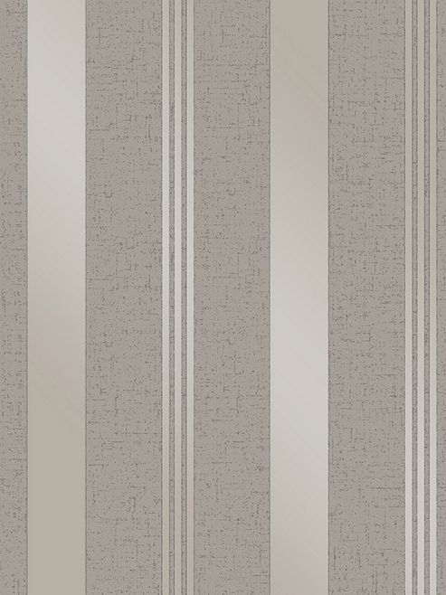 Quartz Stripe Wallpaper Pewter Fine Decor FD41977