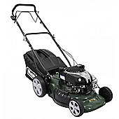 "Webb Supreme 46cm (18"") Self Propelled Electric Start 4 Wheel Lawnmower"
