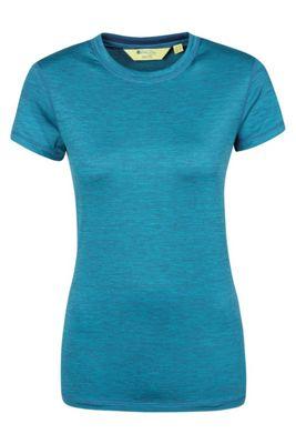 Mountain Warehouse IsoCool Dynamic Panna Womens T-Shirt ( Size: 10 )