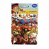 Jake and the Never Land Pirates 3 Pack Confetti Card Party Accessories