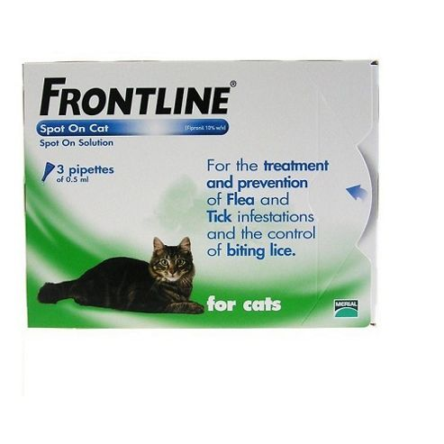 Frontline Spot On Cat [3 pack]