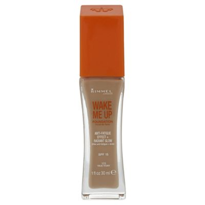 Rimmel Wake Me Up Make Up True Ivory