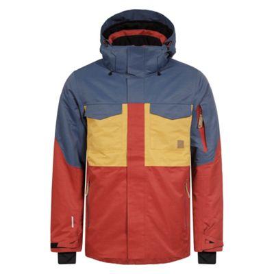 Icepeak Mens Kanye Insulated Jacket Cranberry M