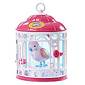 Little Live Pets Secret Songbirds With Cage - Secret Angie