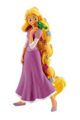 Rapunzel With Flowers 4 - Bullyland