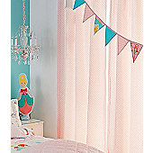 Ella, Pink Curtains, 100% Cotton 72s