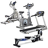 Light Commercial Gym Equipment Package #1