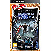 Star Wars - The Force Unleashed - Essentials - PSP
