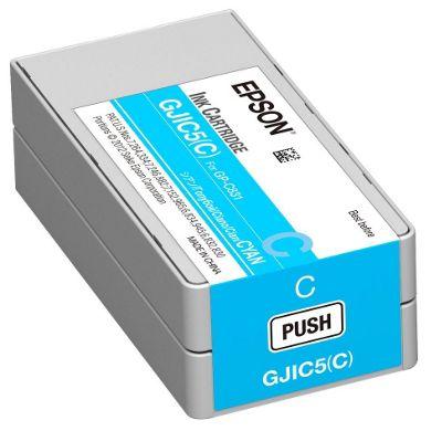 Epson Printer ink cartridge for GP-C831 - Cyan