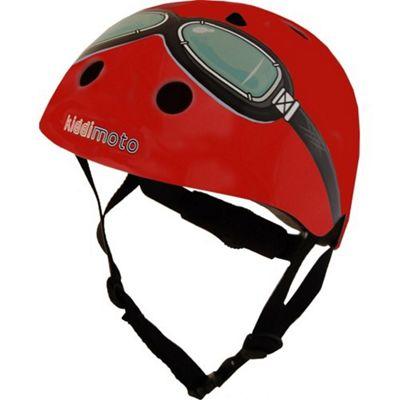Kiddimoto Helmet Medium (Red Goggle)