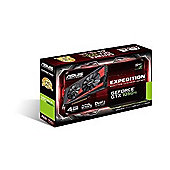 ASUS Expedition GeForce GTX 1050 Ti OC Edition 4GB Graphics Card