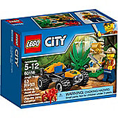 LEGO City Jungle Buggy 60156