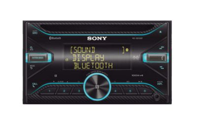 Sony Car Stereo│Radio│CD│MP3│USB│AUX│Bluetooth│iPod-iPhone-Android│Illumination