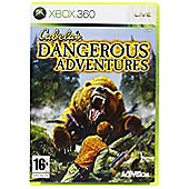 Cabela Dangerous Adventures - Xbox-360