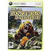 Cabela Dangerous Adventures - Xbox-360