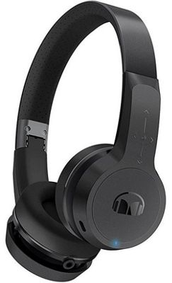 Monster Clarity BT Designer Series Wireless Bluetooth Headphones - Black