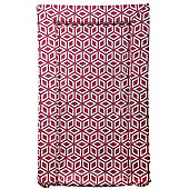 East Coast Diamonds Changing Mat (Raspberry)